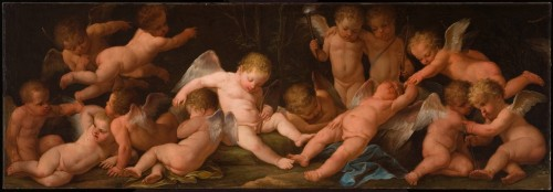 Cherubs at Play